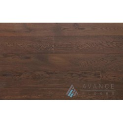 Avance Floors Europees Eiken Tulum Dubble Gerookt Zwart 225mm Breed