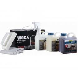 Woca onderhouds box Wit