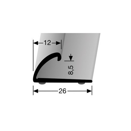 Foamgrip 26 x 8,5 mm zelfklevend in diverse kleuren